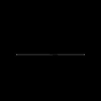 Black line simple line segment PNG Images Template AI