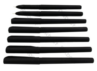 黑色中性筆文具 元素 模板 RAW