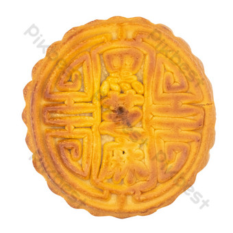 Black sesame dessert moon cakes PNG Images Template RAW