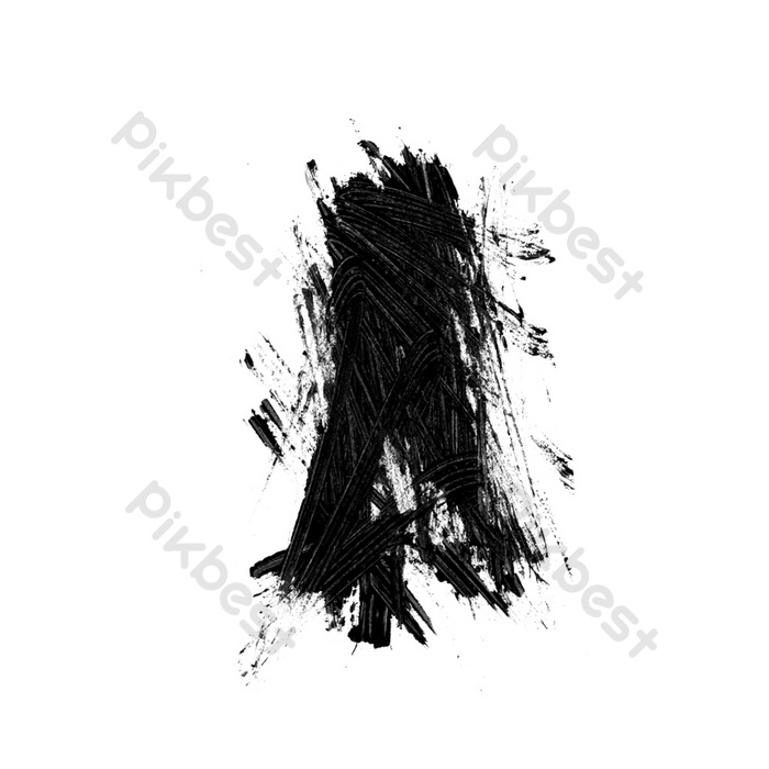 Black Splash Ink Free Drawing Png Images Psd Free Download Pikbest