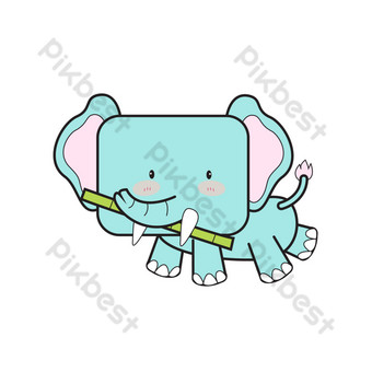 Cute Elephant Templates Free Psd Png Vector Download Pikbest In this page, you can download any of 33+ cute elephant vector. pikbest