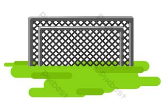 رسم كاريكتوري ، الكرة الرمادية ، صافي ، تصوير صور PNG قالب PSD