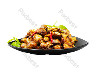 Fried screw food stall conch PNG Images Template RAW