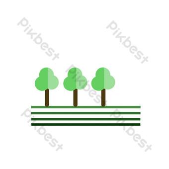 العشب نمط مجردة كلمة عالمية صور PNG قالب PSD