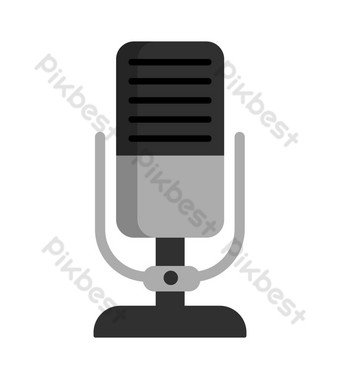 Hand-drawn shouting Mai electronic products PNG Images Template AI