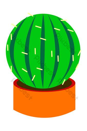Изометрические сказочный шар в горшке иллюстрация Графические элементы шаблон AI