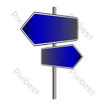 parque, señal, señal de tráfico Elementos graficos Modelo AI