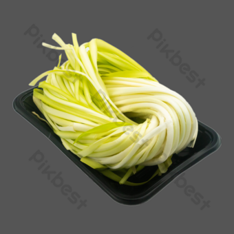 Seasonings chives vegetables PNG Images Template RAW