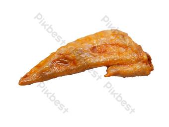 五香紅燒的雞翅雞翅 元素 模板 RAW