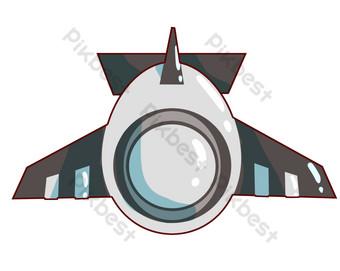 طائرة النقل النقل صور PNG قالب PSD