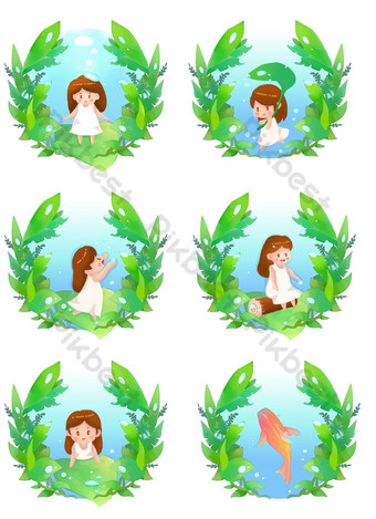 White dew twenty-four solar terms dew white dew PNG Images Template PSD