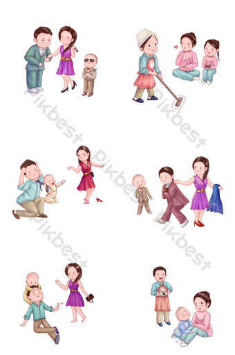 Women's Day Section 3.8 Goddess Holiday PNG Images Template PSD