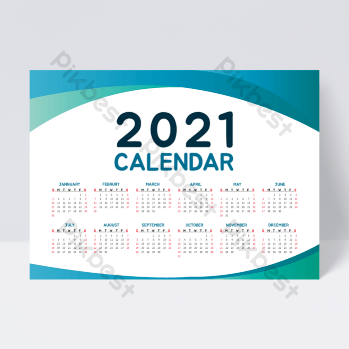 Kalender 2021 Sh Excel