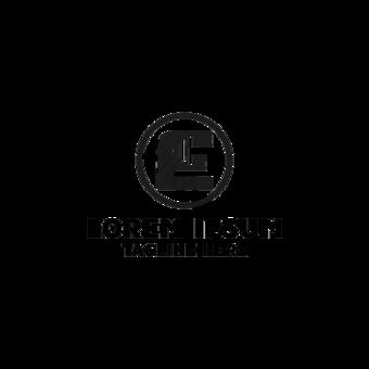 Letra e y concepto de diseño de logo de vector de fitness Elementos graficos Modelo AI