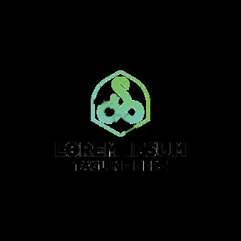 Letra s yoga fitness vector logo diseño concepto Elementos graficos Modelo AI