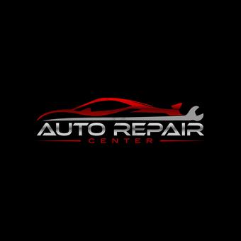 Concepto de logotipo de servicio de reparación de automóviles coche deportivo con elemento de llave ilustración de stock Elementos graficos Modelo EPS